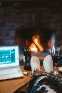 online kerstborrel gedetacheerden Astorium